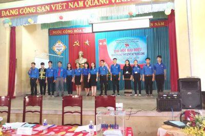 Đại hội Đoàn trường THPT DTNT Nơ Trang Lơng nhiệm kì 2018 – 2019