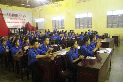 Đoàn trường THPT DTNT Nơ Trang Lơng đổi mới sinh hoạt BCH mở rộng