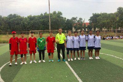 Khai mạc Hội khỏe Phù Đổng cấp trường năm học 2018 – 2019