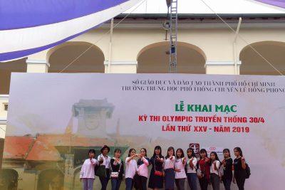 Trường THPT DTNT N'Trang Lơng Đạt thành tích cao trong  kỳ thi Olympic truyền thống 30/4 lần thứ XXV năm 2019