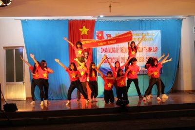 Chuỗi hoạt động kỷ niệm 87 năm Ngày thành lập Đoàn TNCS Hồ Chí Minh (26/3/1931 – 26/3/2018)