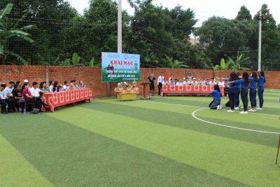 Giải bóng đá Mini Nơ Trang Lơng mở rộng lần 2