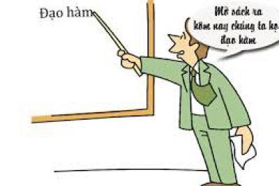 Cách vào đề bá đạo của thầy giáo