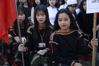 Trường THPT Dân tộc Nội trú Nơ Trang Lơng khai giảng năm học mới 2018 – 2019
