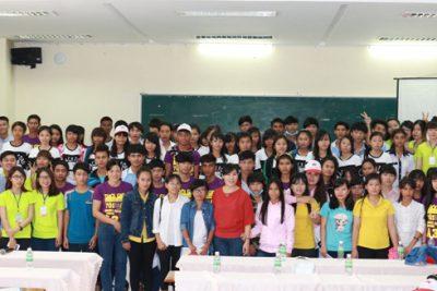 Trường THPT DTNT Nơ Trang Lơng tiếp đón đoàn tham quan của Trường THPT DTNT tỉnh Bà Rịa – Vũng Tàu